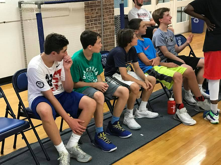 Summer Pick-up Games: Week 4