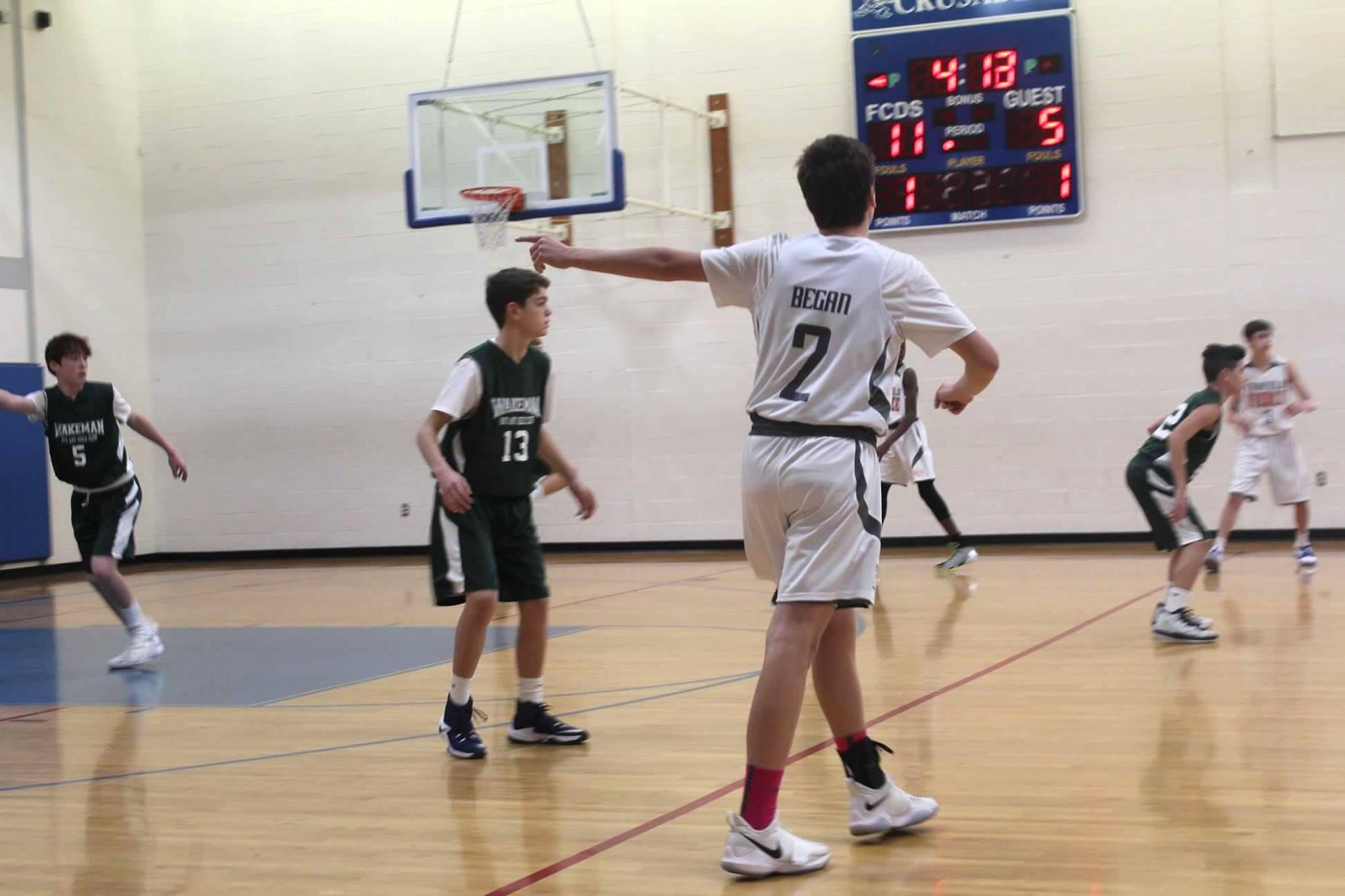 Fierce Top Wakeman Basketball