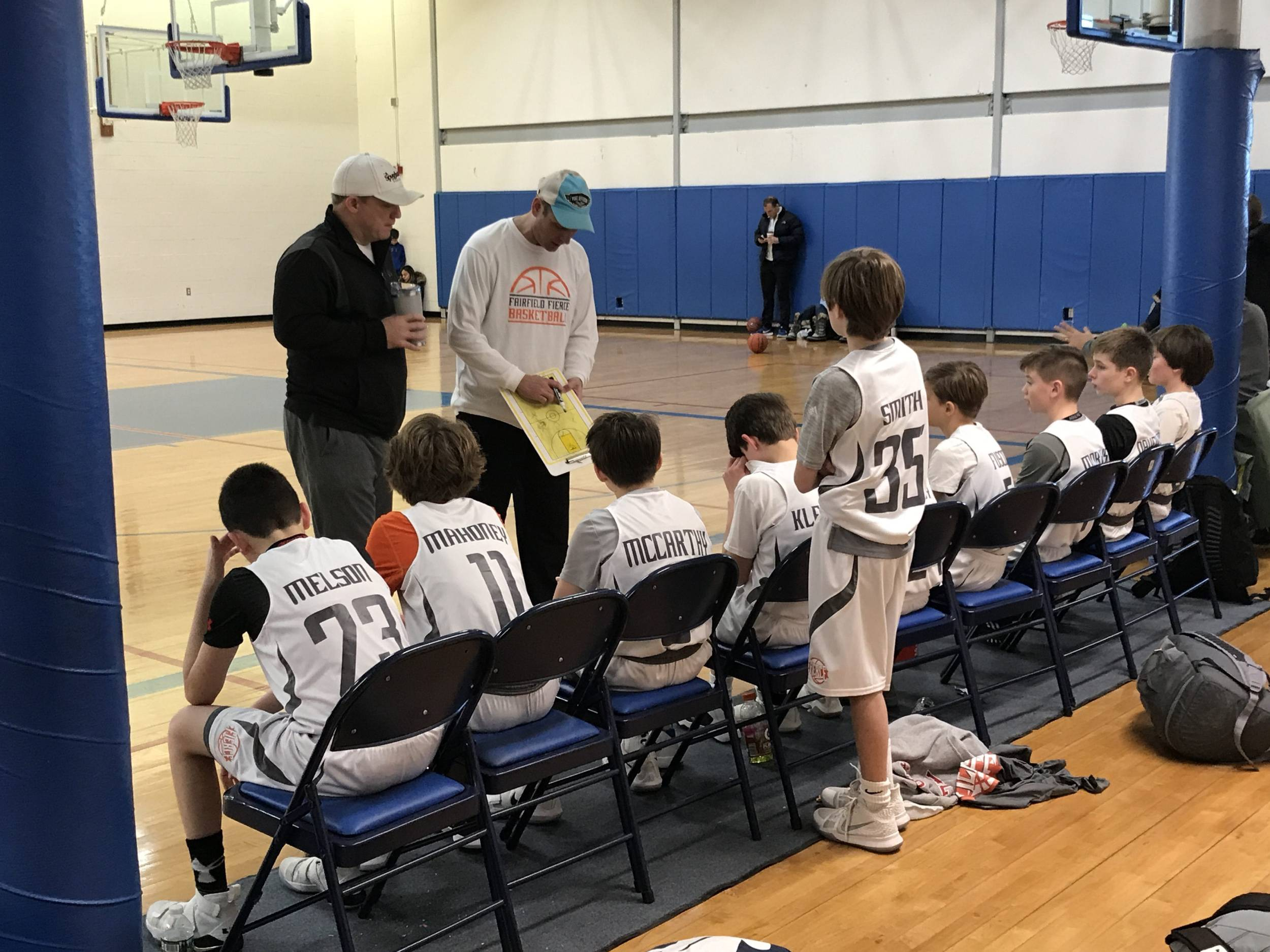 Fierce Basketball Defeats Ridgefield and Wilton