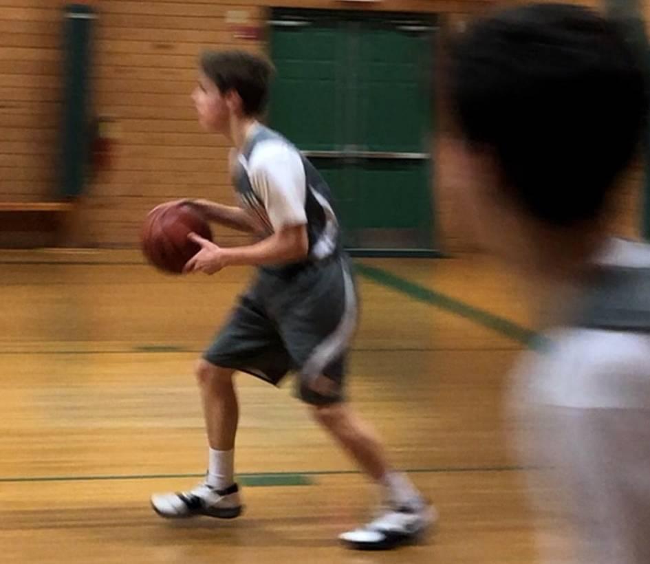 Fierce Stop Wakeman Basketball Again