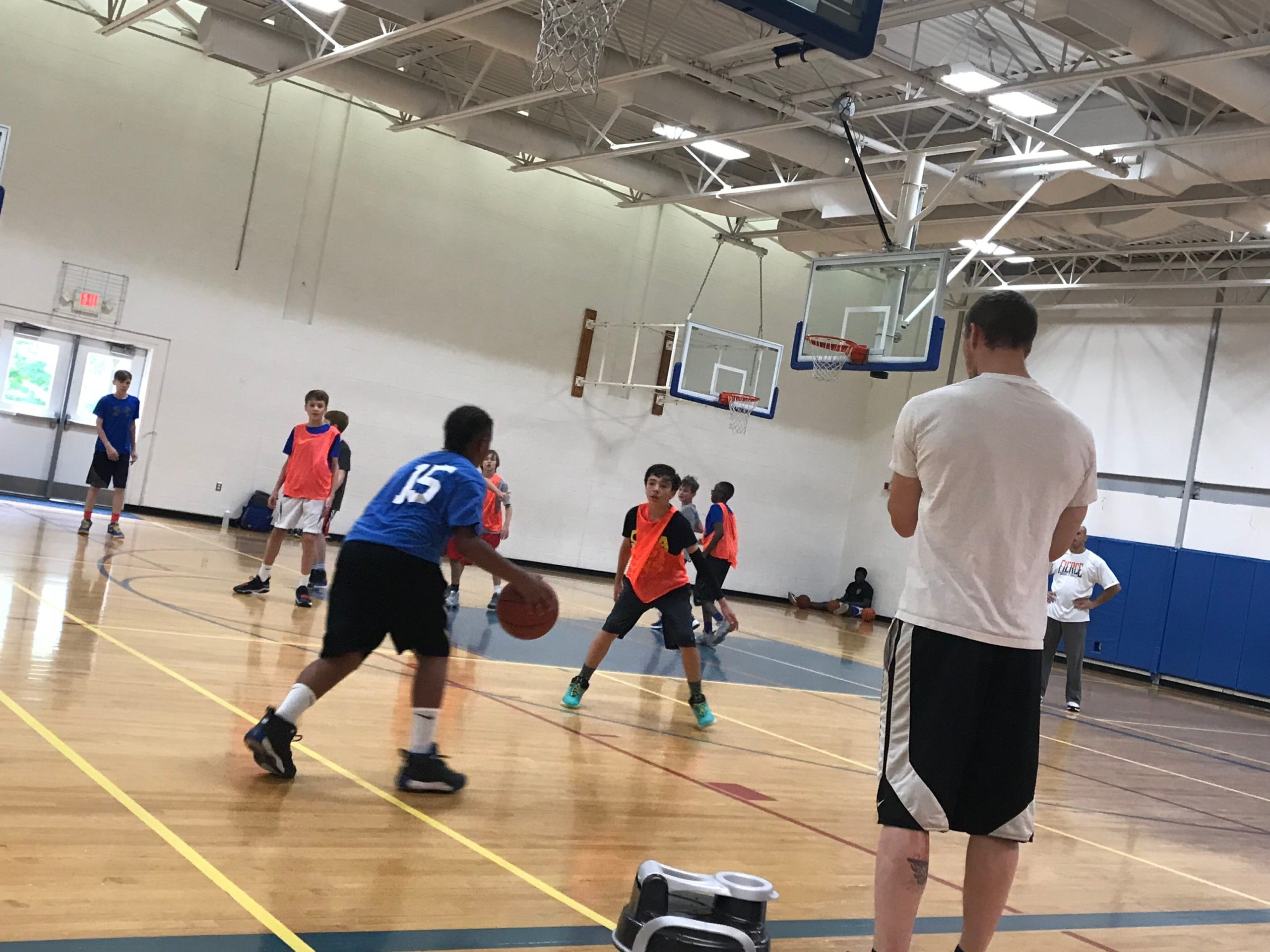 Summer Pick-Up Games: Week 2