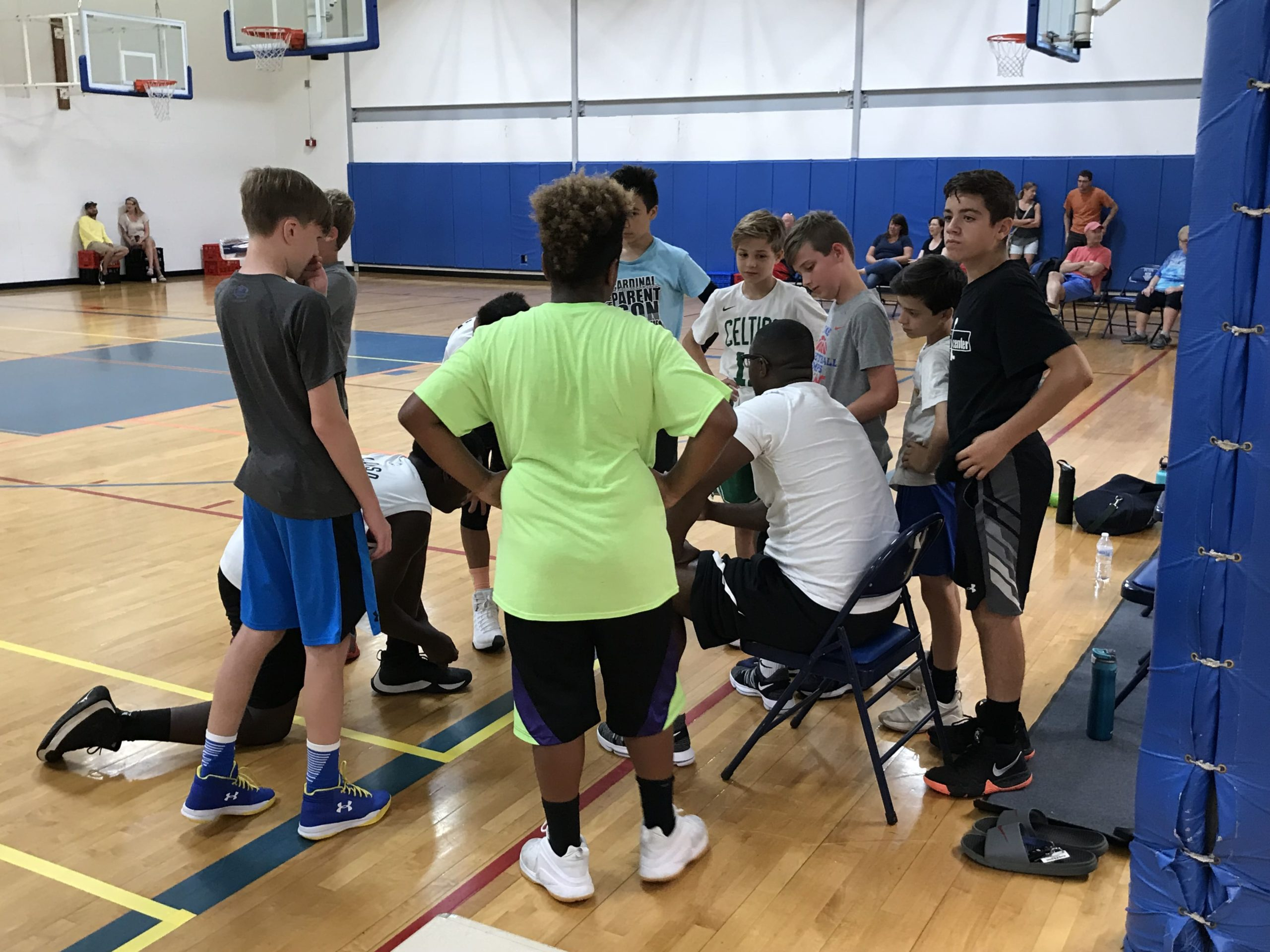 Summer Pick-up Games: Week 8