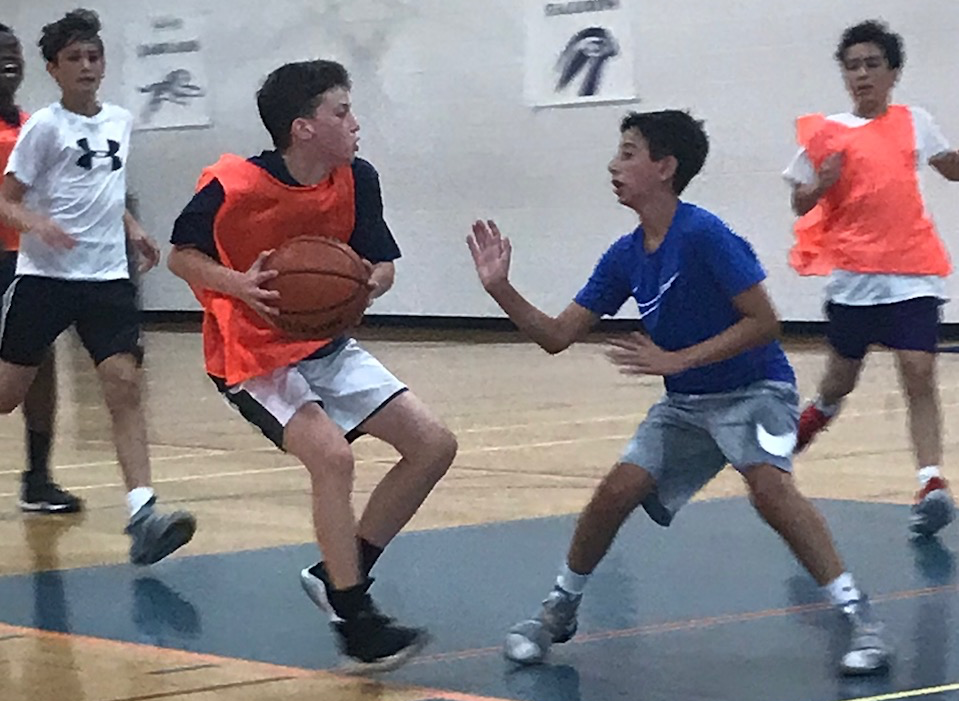 Summer Pick-up Games: Week 9