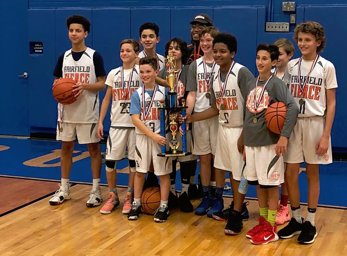 Milford Basketball Tip-Off Champions