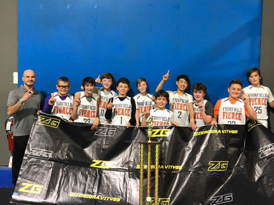 6th Grade Wins the Connecticut States