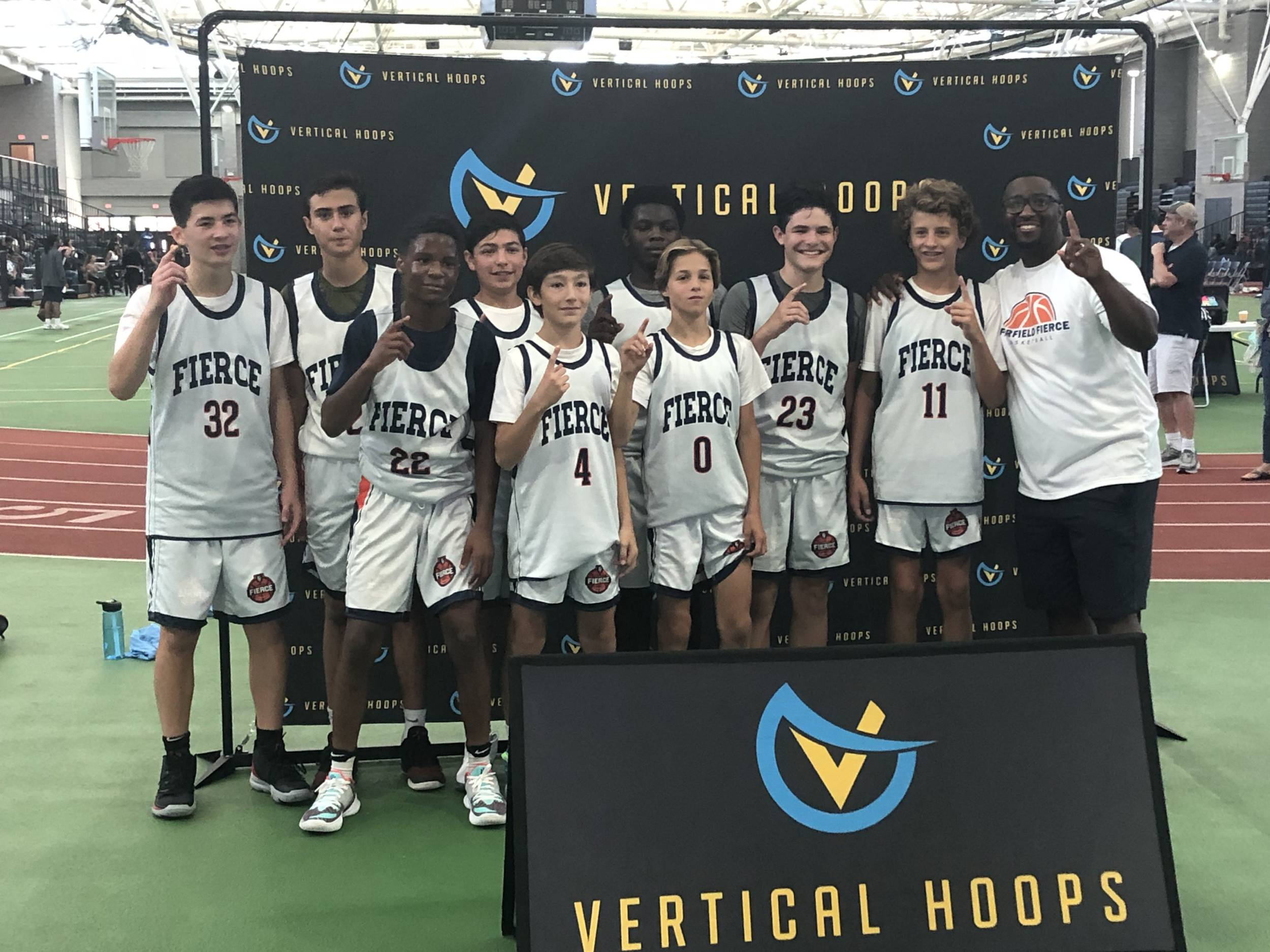 8th Grade Defeats CT Dream for the Championship