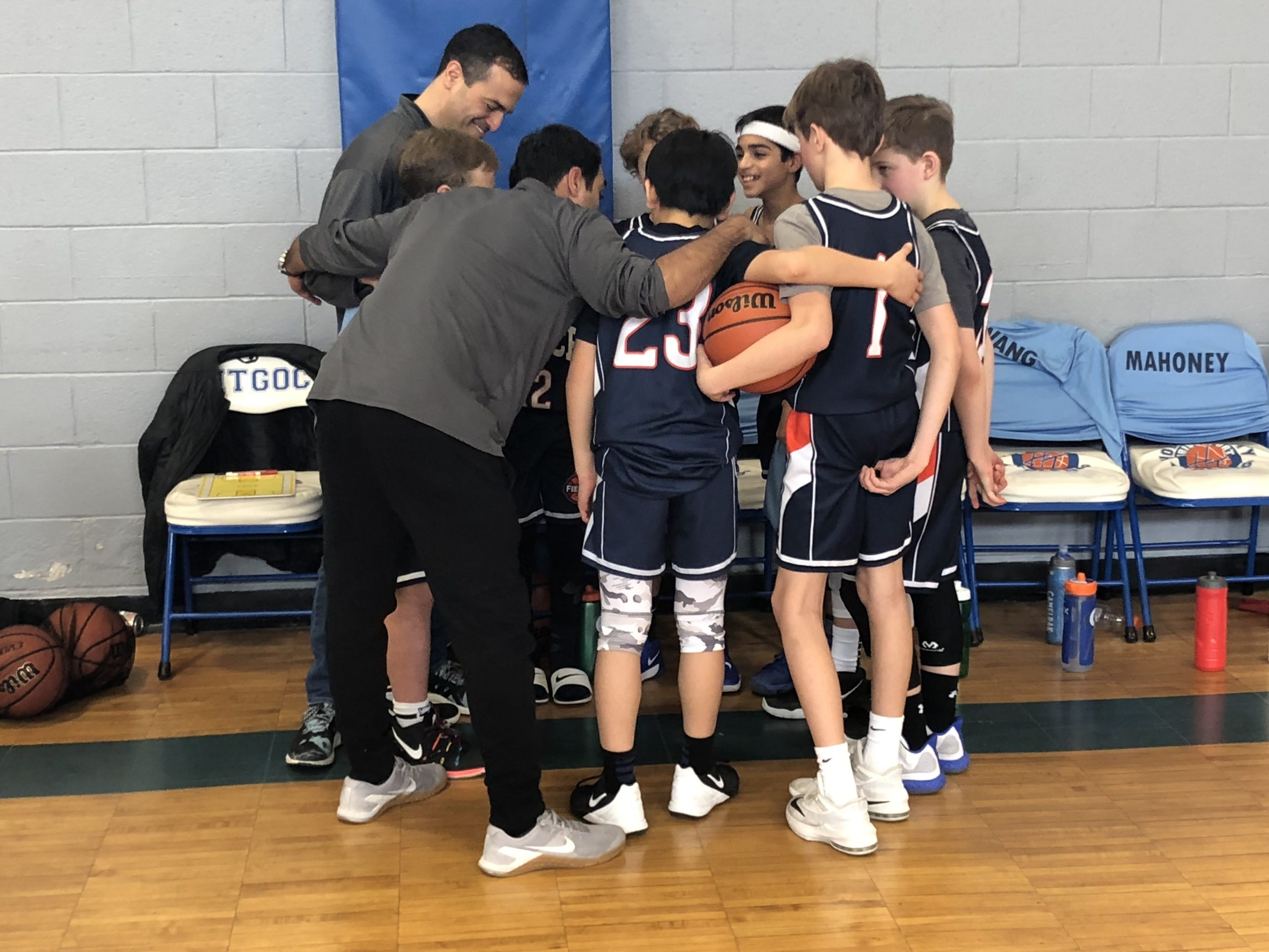 5th and 7th Grades Capture FCBL Division Titles